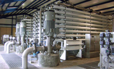 3.0 mgd  LPRO Treatment, Raw Water Wells and Deep Well Injection Plant