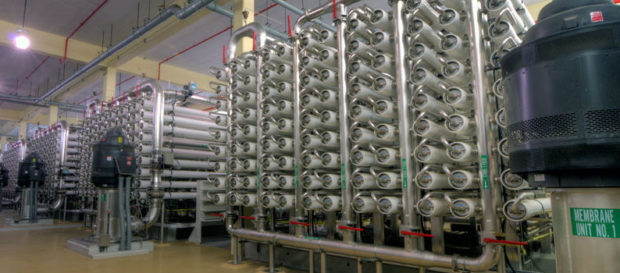 40.0 mgd Membrane Softening Process Addition