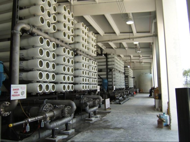 6.0 migd Blue Hills Seawater Water Treatment Plant