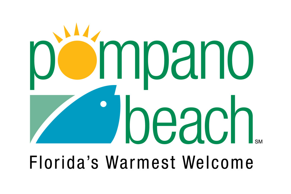 Pompano Beach City Logo