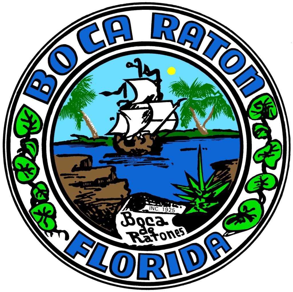 Boca Raton City Logo