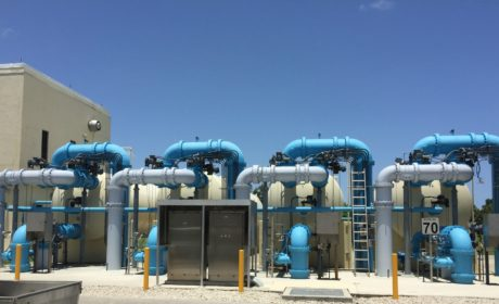 Membrane Water Treatment Plant Pretreatment Pressure Filters Rehabilitation and Improvements