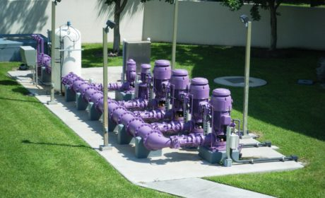 Reclaimed Water Filter System Upgrades