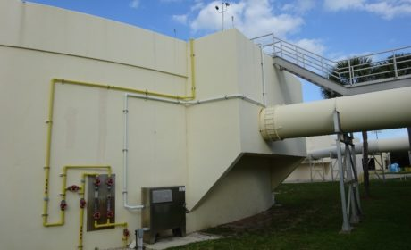 WTP Recarbonation System Replacement Design and Services During Construction