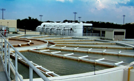 Finished Water Disinfection and Chemical System Improvements